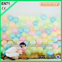 "Led blinking party balloons/ 9"" latex ballon"