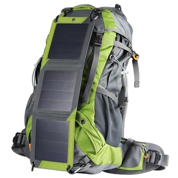 2016 China Manufacture Custom Military Solar Outdoor Camping Travelling Backpack
