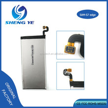 Original Quality Standard phone battery Manufacturer replacement battery for samsung s7 edge