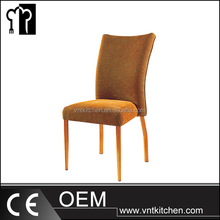 High quality Stacking used hotel price steel aluminium dubai banquet chair