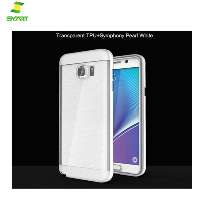 Best Price Transparent clear TPU cellphone cover silicone Case back cover many color for samsung galaxy Note 5