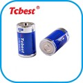 LR20 D Size AM1 1.5V Alkaline dry battery with aluminum foil jacket