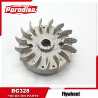 Flywheel of chinese brush cutter parts