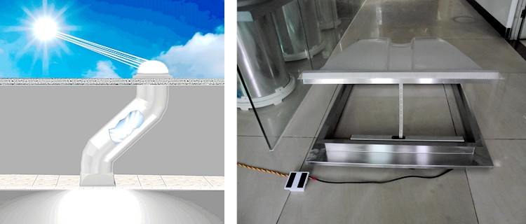 Manufacturers for energy-saving solar tube skylight, bathroom flexible solar tube skylights