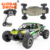 Hot sales Global Drone Wltoys A929 1/8 120A high speed motor brushless Buggy 4WD 2.4GHz 80KM/H RC CAR for boy's gifts