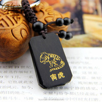 Best Selling Chinese Traditional Twelve Zodiac Theme Cheap Special Key Chain For Souvenir
