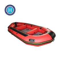 PVC or Hyplaon whitewater rafting boats