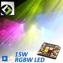 Taiwan Luster Epistar Chip 15W RGB LED Type D