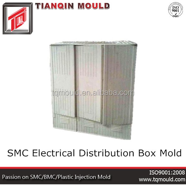 SMC Distribution Box Mould