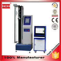 Computer Servo Universal Tensile Strength Testing Machine of Cotton