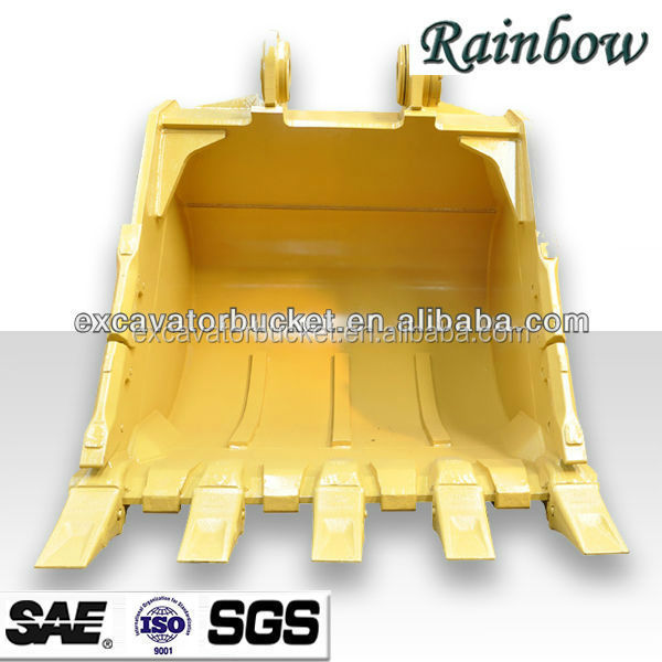 Made in china PC1250 excavator bucket