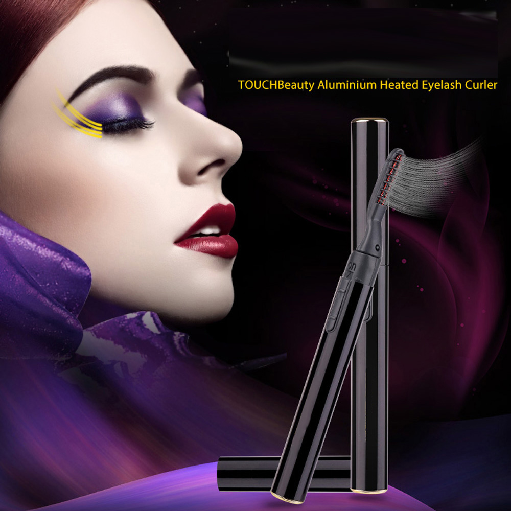Electric Fashion Heated Eyelash Curler