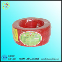 IEC multi stranded copper 1.5mm2 electric cable for housing building wire