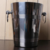 2L stainless steel ice bucket with handles