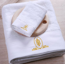 5 Star Luxury Hotel White Cotton Bath Towel <strong>For</strong> <strong>Sale</strong>