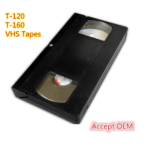 Blank Video cassette tape VHS tape/ video tape (Manufacturer selling directly)