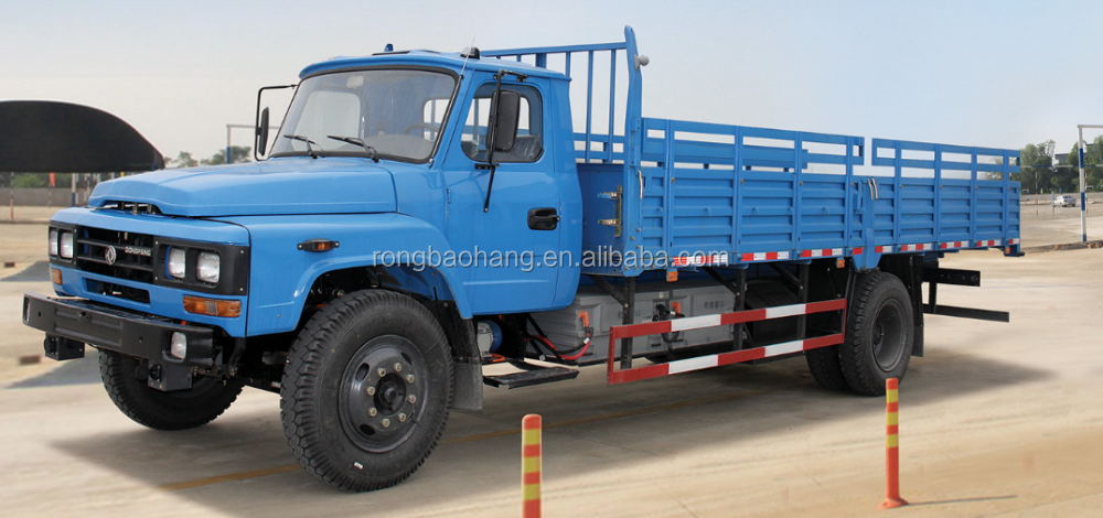 4*2 Dongfeng EQ5120 pure electric cargo truck