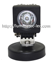LTC005 Square 10Watt LED Bike Light Streamlined Motorcycle Light for Head, Tail and Sidelights