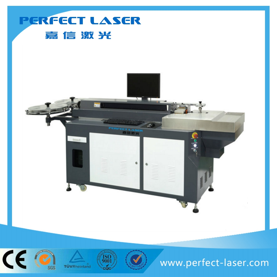 2016 Perfect Laser Auto Bending Machine for Steel Ruler for Wooden Die Plate Production