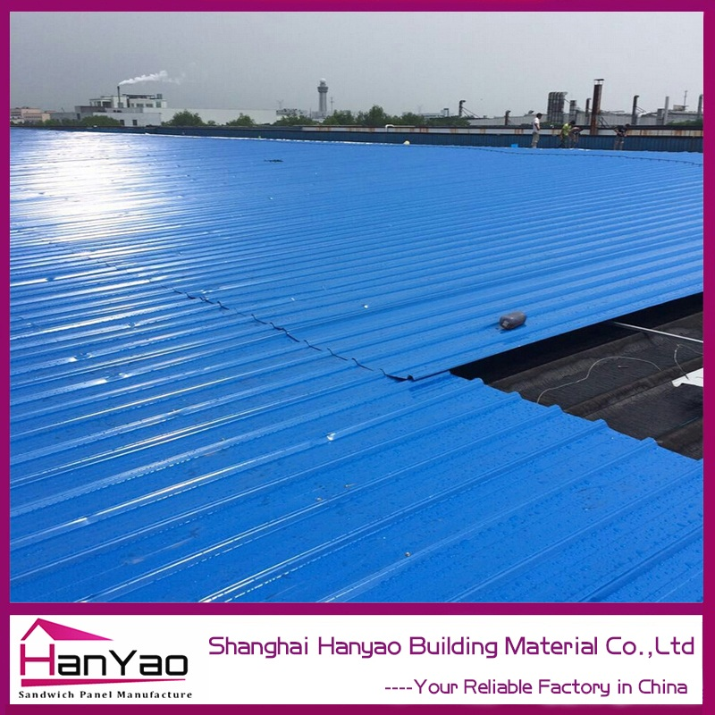 Heat Insulation Upvc Roof Tile/Fpr Plastic Roof Tile/Plastic Material For Construction Building