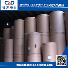 New Model High Efficient PE Kraft Paper For Paper Cup