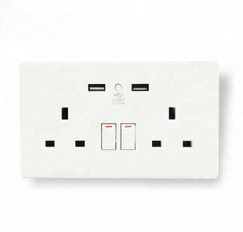 Sesoo Tuya app remote control UK wifi smart wall socket