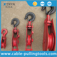 Hook Type Lifting Tackle Pulley Block Snatch Block