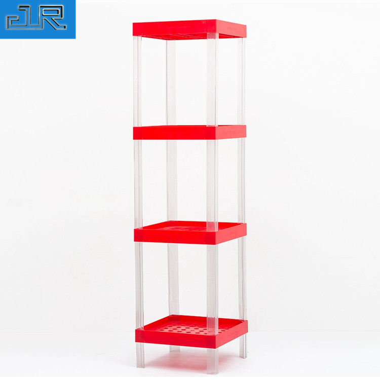 Multichamber antique corner <strong>shelves</strong> Plastic Display Storage <strong>Shelf</strong>