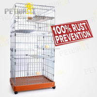 2014 promotional metal strong dog cage pet crate wholesale