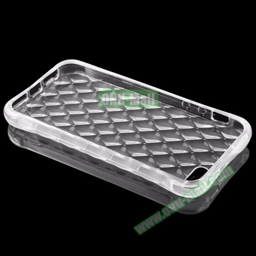 Factory Directly Transparent TPU Back Cover Case for iPhone 5
