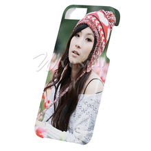 PBT Material 3D Sublimation Case for iPhone 5c