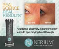 Nerium AD Day & Night Miracle Anti Aging Cream Have Clinical Proff
