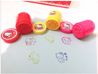 kids concrete pill stamp