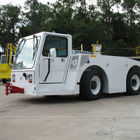 Aircraft Towbarless Towing Tractor Vehicle