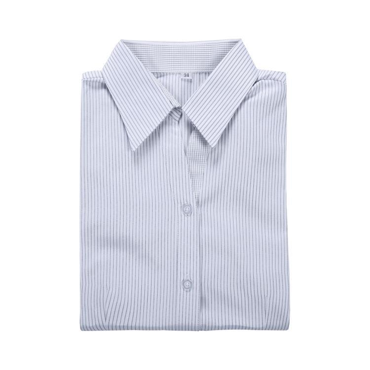 v tements de travail uniforme personnalis bureau porter des chemises pour les femmes salopettes. Black Bedroom Furniture Sets. Home Design Ideas