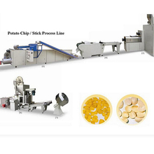 frozen french fries production line/small scale potato chips production line/French fries production line