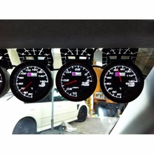 Clear Lens Motor Meter Auto Racing Gauges auto parts