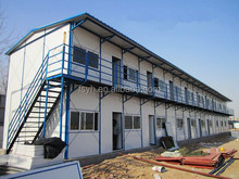 steel frame fast build dormitory house home