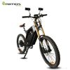 Big power mountain 48v 2000w/3000w electric bike with mirror