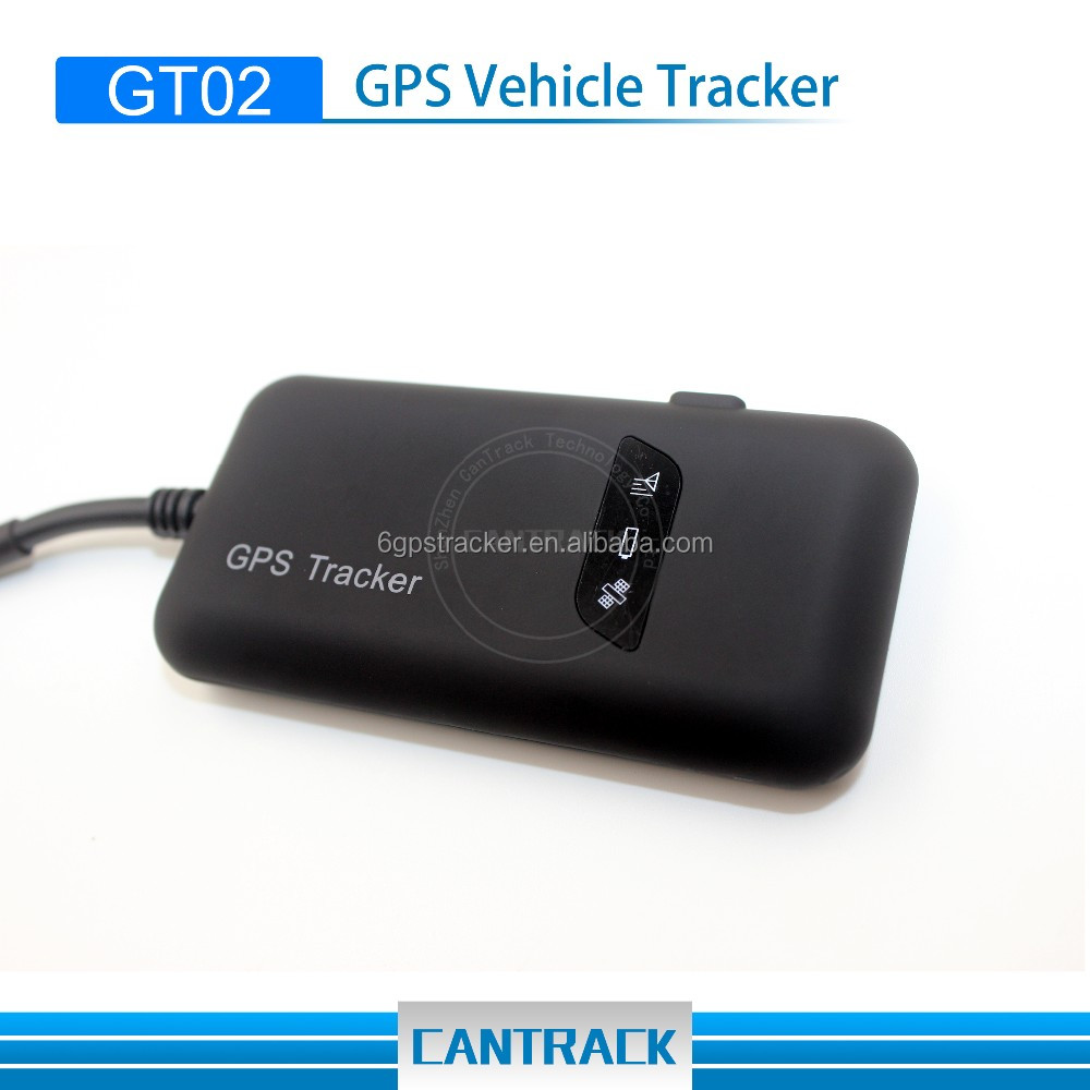 Car Tracking Device Cheap GPS Vehicle/Motorcycle Tracker GT02 vehicle gps tracker