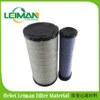 Latest product! air filter for truck/air filter from HEBEI leiman filter factory
