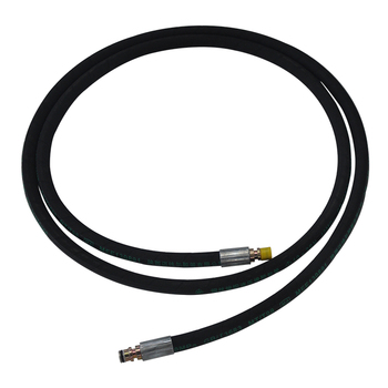SAE high pressure hydraulic hose with fittings