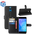 Trending Now Premium PU Leather Flip Case Cover For Meizu M6 Note Meilan Note 6
