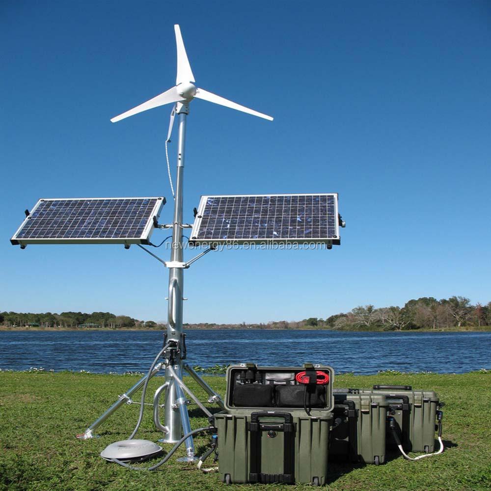 Home Hydrogen Generator >> Hybrid Solar Wind Power Generator - Buy Hydrogen Power Generator,1kw Homemade Wind Generator ...