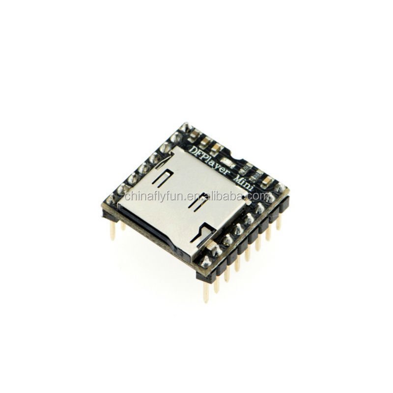 Mini <strong>MP3</strong> Player Master Module with Simplified Output Speaker for Arduino for UNO