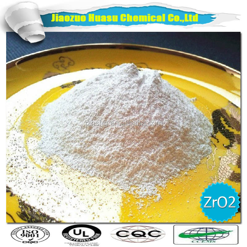 Superfine ZrO2 Zirconium Oxide Nanoparticle Powder/China Zirconium Oxide Price
