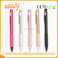 2017 High Precision Stylus Pen for IPad , Active Stylus Pen for Touch Screens Fine Point