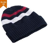 OEM and ODM cute crochet beanie hat with braid