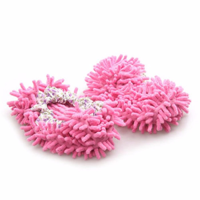 Multifunctional Clean Slippers Chenille Shoe Covers