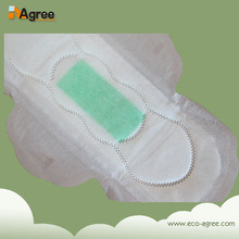 AGSN001Brand Name Anion Sanitary Napkin With Negative Ion Side Effects